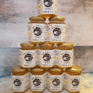 Colline's Kitchen Honey