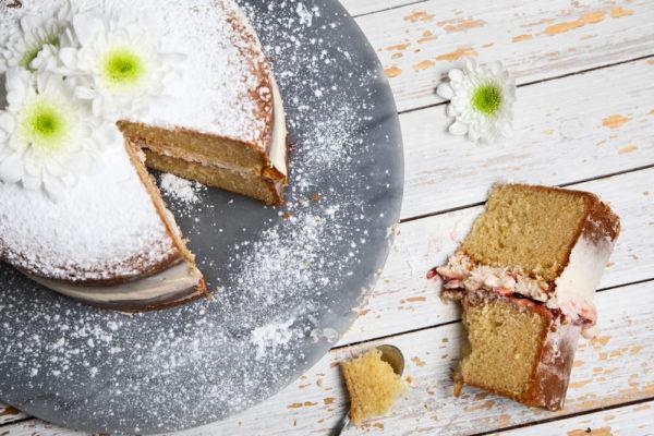 Colline's Kitchen cake