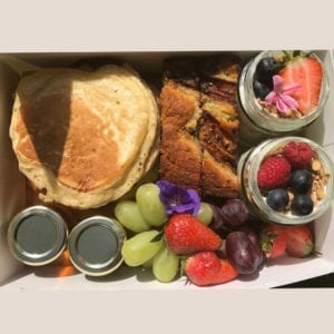 Colline's Kitchen breakfast box