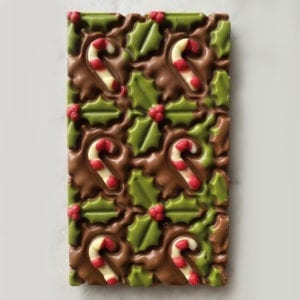 Colline's Kitchen Chocolate slab